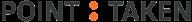 Point taken logo